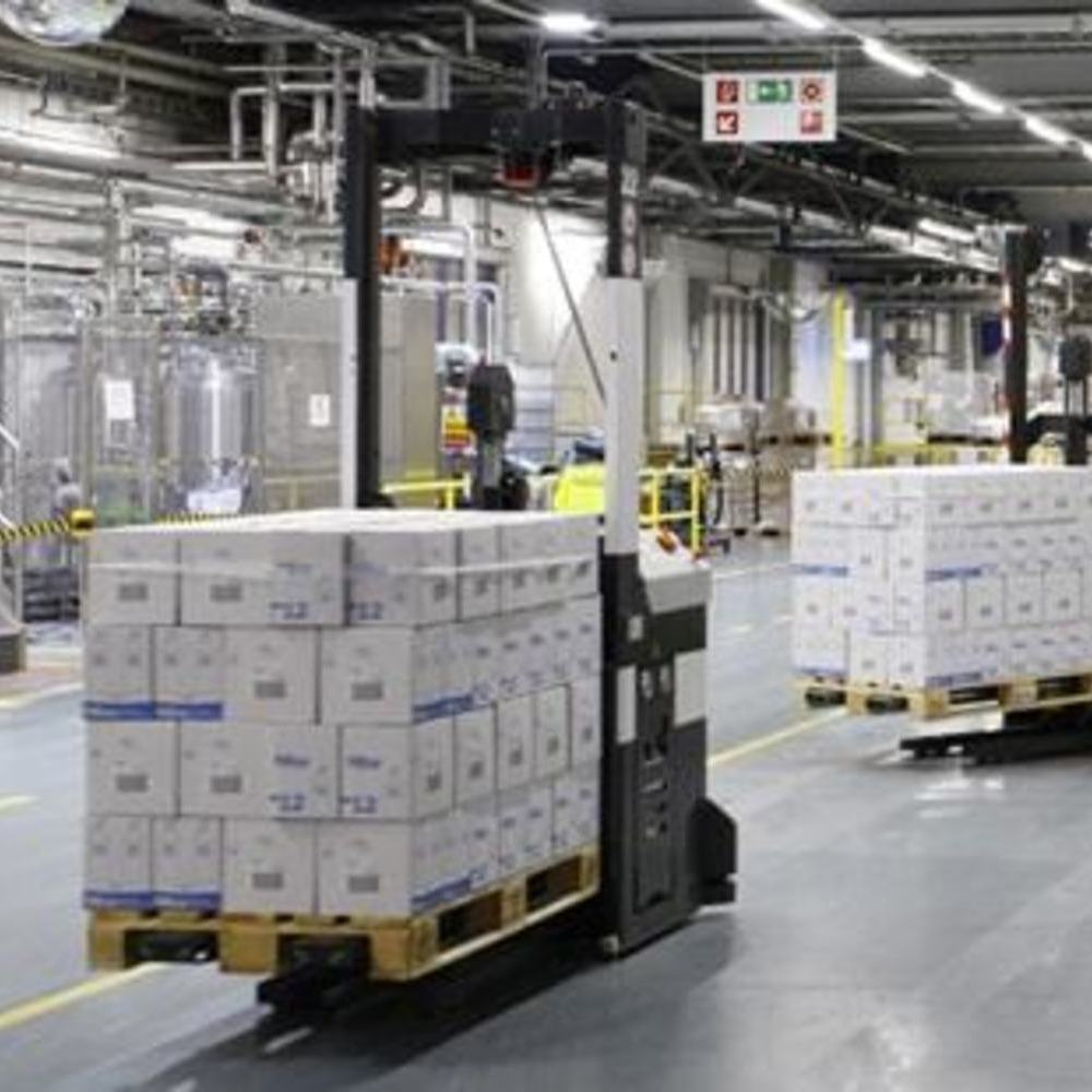 packaging automation line